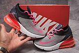 Кроссовки женские 13742, Nike Air 270, серые, [ 37 ] р. 37-23,0см., фото 2