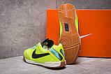 Кроссовки мужские 13954, Nike Tiempo, салатовые, [ 37 ] р. 37-22,5см., фото 4