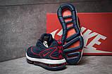 Кроссовки мужские 14057, Nike Air Max, синие, [ 41 ] р. 41-26,0см., фото 4