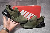 Кроссовки мужские 14082, Nike Air Max, зеленые, [ 42 45 ] р. 42-26,5см., фото 2