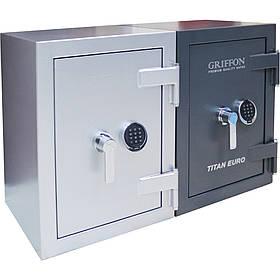 Новий вогнезломостійкий сейф GRIFFON CLE II.68.E MAX