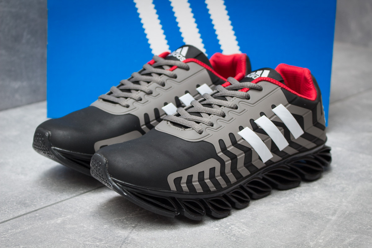 Кроссовки мужские 14741, Adidas Porsche Desighn, черные, [ 41 42 ] р. 41-25,5см.