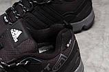 Зимние мужские кроссовки 31252, Adidas 465, черные, [ нет в наличии ] р. 41-26,3см., фото 6