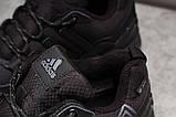 Зимние мужские кроссовки 31255, Adidas 465, черные, [ 41 ] р. 41-26,3см., фото 6