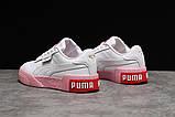 Кроссовки женские 17991, Puma Cali Sport, белые, [ 36 37 38 39 40 ] р. 36-22,5см., фото 2