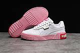 Кроссовки женские 17991, Puma Cali Sport, белые, [ 36 37 38 39 40 ] р. 36-22,5см., фото 3