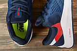 Кроссовки мужские 17073, Nike Zoom Winflo 6, темно-синие, [ 41 42 43 44 45 ] р. 41-26,5см., фото 5