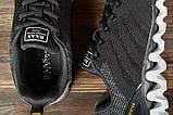 Кроссовки мужские 10371, BaaS Ploa Running, темно-серые, [ 41 44 45 ] р. 41-26,2см., фото 5