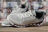 Кроссовки мужские 10373, BaaS Ploa Running, серые, [ 41 45 ] р. 41-26,2см., фото 3