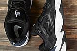 Кроссовки мужские 16954, Nike Air, черные, [ 44 ] р. 44-28,5см., фото 5