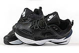 Кроссовки мужские 16954, Nike Air, черные, [ 44 ] р. 44-28,5см., фото 8