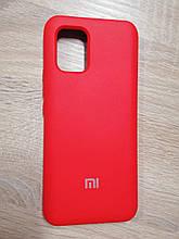 Чехол для Xiaomi Mi Note 10 Lite Original Full Case Red