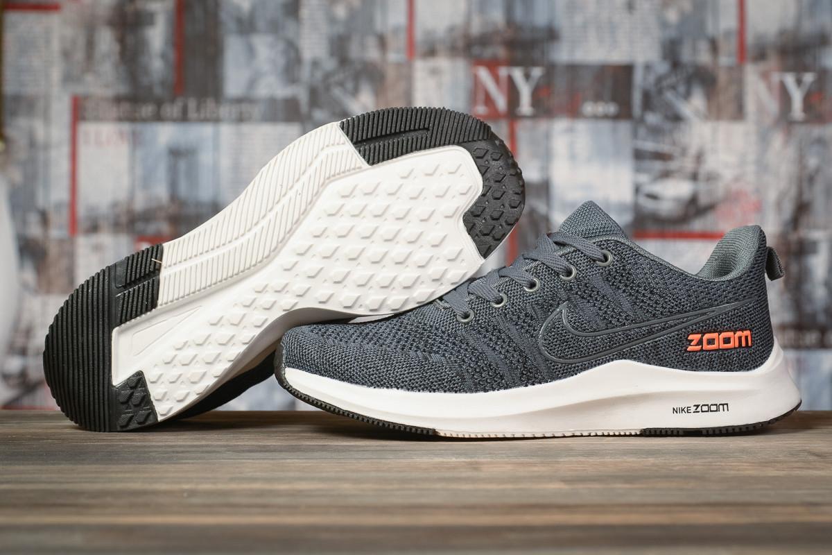 Кроссовки мужские 16993, Nike Zoom Winflo, темно-серые, [ 41 44 46 ] р. 41-26,0см.
