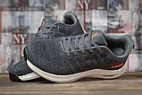 Кроссовки мужские 16993, Nike Zoom Winflo, темно-серые, [ 41 44 46 ] р. 41-26,0см., фото 3