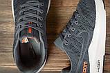 Кроссовки мужские 16993, Nike Zoom Winflo, темно-серые, [ 41 44 46 ] р. 41-26,0см., фото 5