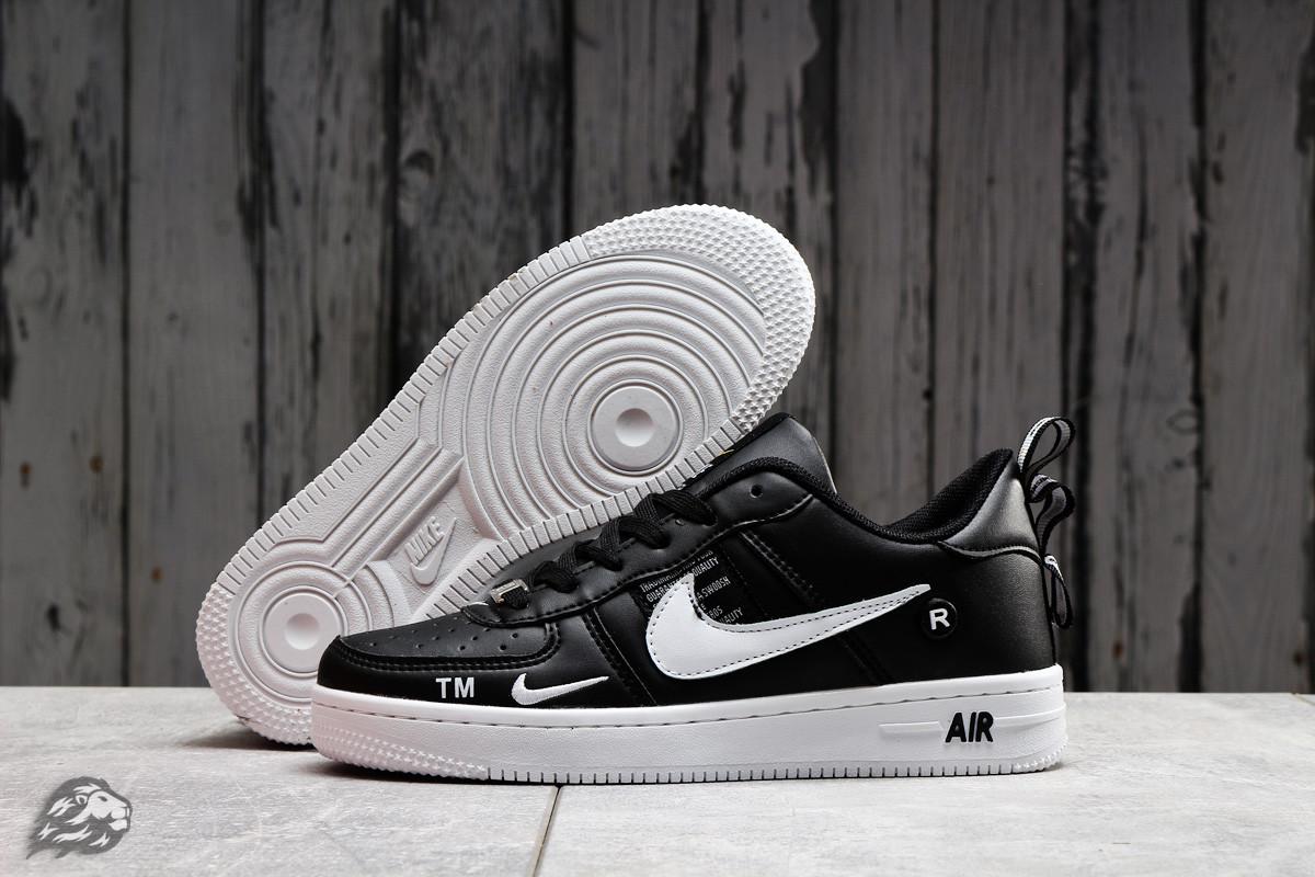 Кроссовки женские 16699, Nike Air, черные, [ 36 37 38 41 ] р. 36-22,5см.