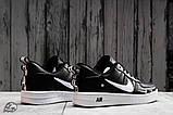 Кроссовки женские 16699, Nike Air, черные, [ 36 37 38 41 ] р. 36-22,5см., фото 5