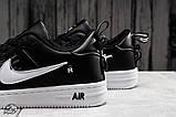 Кроссовки женские 16699, Nike Air, черные, [ 36 37 38 41 ] р. 36-22,5см., фото 10