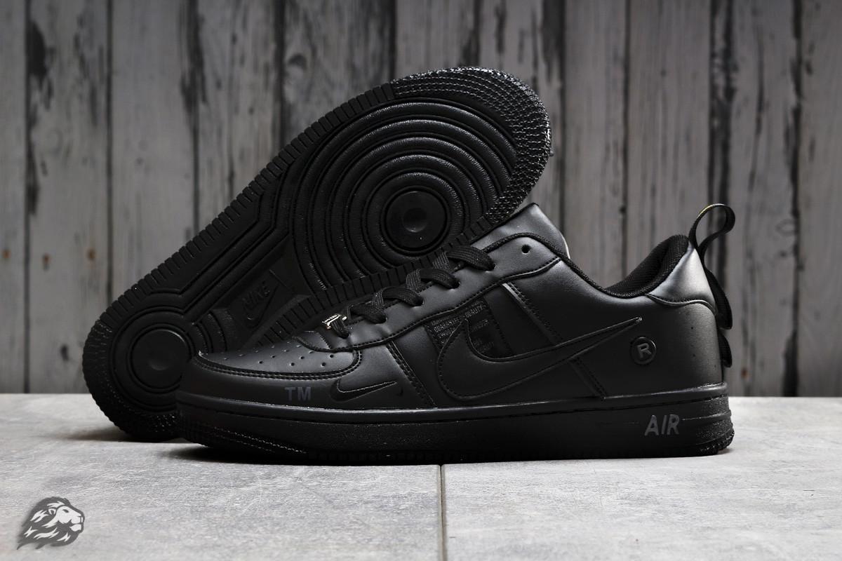 Кроссовки мужские 17743, Nike Air, черные, [ 42 ] р. 42-26,5см.