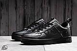 Кроссовки мужские 17743, Nike Air, черные, [ 42 ] р. 42-26,5см., фото 2