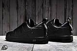 Кроссовки мужские 17743, Nike Air, черные, [ 42 ] р. 42-26,5см., фото 4