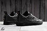 Кроссовки мужские 17743, Nike Air, черные, [ 42 ] р. 42-26,5см., фото 5