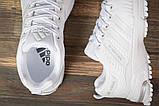 Кроссовки женские 17006, Adidas Marathon Tn, белые, [ 38 ] р. 38-23,5см., фото 5