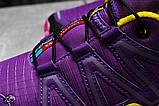 Кроссовки женские 17752, Salomon Speedcross 3, фиолетовые, [ 37 38 ] р. 37-23,0см., фото 5