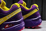 Кроссовки женские 17752, Salomon Speedcross 3, фиолетовые, [ 37 38 ] р. 37-23,0см., фото 7