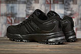 Кроссовки женские 17009, Adidas Marathon Tn, черные, [ 36 38 39 ] р. 36-22,5см., фото 4