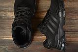 Кроссовки женские 17009, Adidas Marathon Tn, черные, [ 36 38 39 ] р. 36-22,5см., фото 5