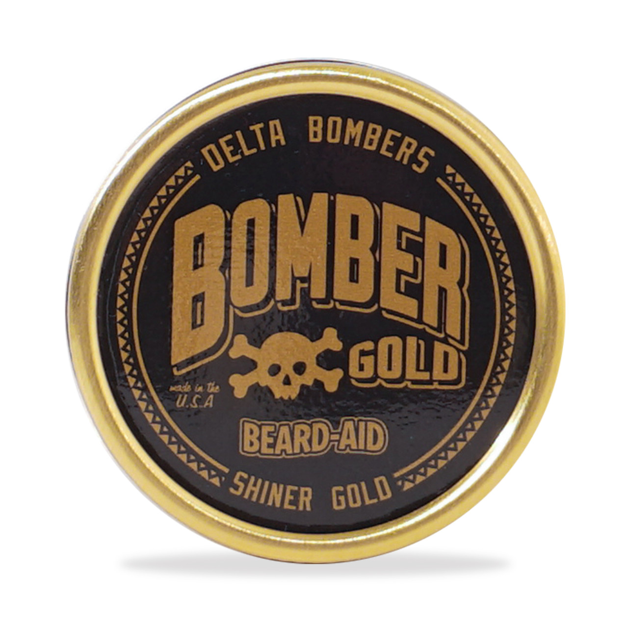 Бальзам для бороды Shiner Gold Beard Balm 42г