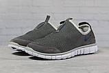 Кроссовки мужские 17491, Nike Free 3.0, серые, [ 44 ] р. 44-28,0см., фото 2