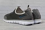 Кроссовки мужские 17491, Nike Free 3.0, серые, [ 44 ] р. 44-28,0см., фото 4
