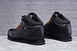 Зимние мужские кроссовки 31482, Reebok Classic (мех), черные, [ нет в наличии ] р. 45-29,0см., фото 3