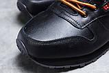 Зимние мужские кроссовки 31482, Reebok Classic (мех), черные, [ нет в наличии ] р. 45-29,0см., фото 4