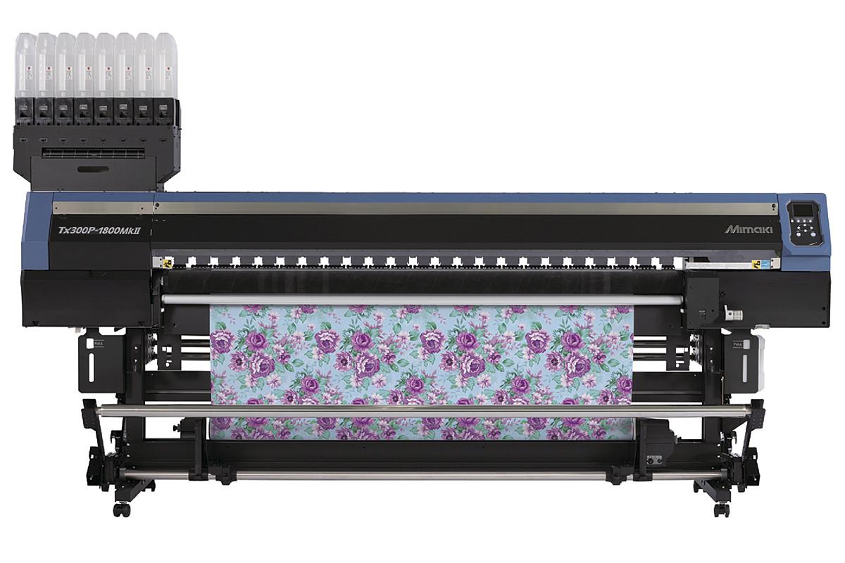 Текстильный принтер Mimaki Tx300P-1800 MkII
