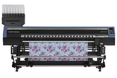 Текстильный принтер Mimaki Tx300P-1800 MkII, фото 2
