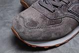 Кроссовки мужские 18051, New Balance  574, темно-серые, [ 41 43 44 45 ] р. 41-26,5см. 42, фото 5