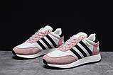 Зимние женские кроссовки 31651, Adidas Iniki, розовые, [ 36 37 38 39 40 41 ] р. 36-21,5см., фото 2