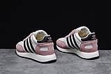 Зимние женские кроссовки 31651, Adidas Iniki, розовые, [ 36 37 38 39 40 41 ] р. 36-21,5см., фото 3