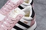 Зимние женские кроссовки 31651, Adidas Iniki, розовые, [ 36 37 38 39 40 41 ] р. 36-21,5см., фото 5