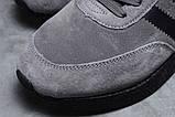 Зимние мужские кроссовки 31663, Adidas Iniki, темно-серые, [ 43 46 ] р. 43-26,5см., фото 5