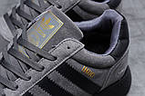 Зимние мужские кроссовки 31663, Adidas Iniki, темно-серые, [ 43 46 ] р. 43-26,5см., фото 6