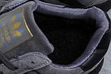 Зимние мужские кроссовки 31663, Adidas Iniki, темно-серые, [ 43 46 ] р. 43-26,5см., фото 7