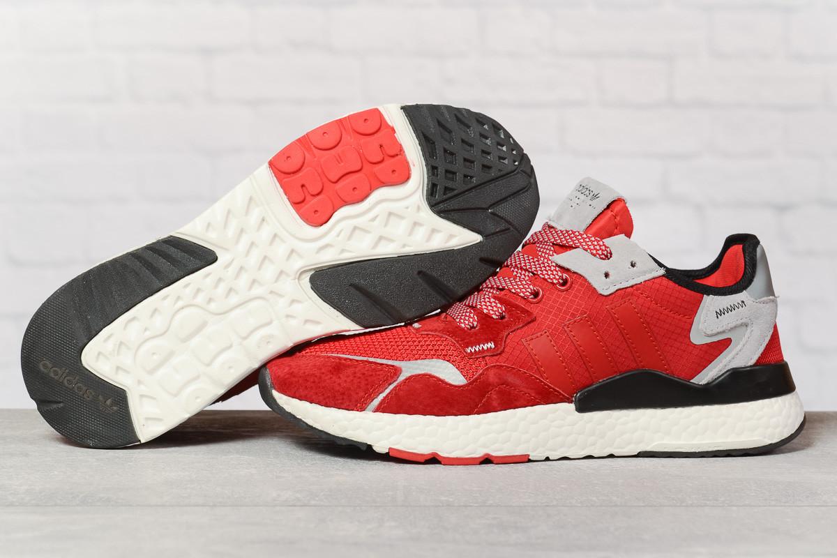 Кроссовки мужские 17297, Adidas 3M, красные, [ 41 42 43 44 45 46 ] р. 41-25,2см.
