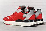 Кроссовки мужские 17297, Adidas 3M, красные, [ 41 42 43 44 45 46 ] р. 41-25,2см., фото 4