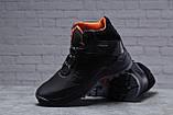 Зимние мужские ботинки 31821, Ecco Biom, черные, [ 40 41 42 44 ] р. 40-26,8см., фото 3