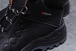 Зимние мужские ботинки 31821, Ecco Biom, черные, [ 40 41 42 44 ] р. 40-26,8см., фото 6