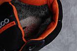 Зимние мужские ботинки 31821, Ecco Biom, черные, [ 40 41 42 44 ] р. 40-26,8см., фото 7